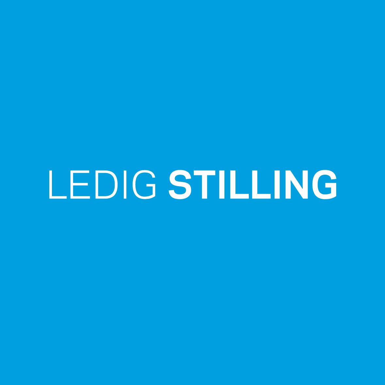 Stilling ledig